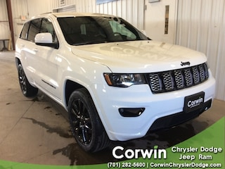 New 2019 Jeep Grand Cherokee ALTITUDE 4X4 Sport Utility dealer in Fargo ND - inventory