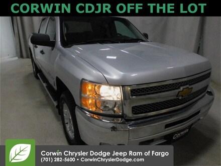 2012 Chevrolet Silverado 1500 LT Truck Crew Cab