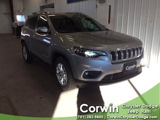 New 2019 Jeep Cherokee LATITUDE 4X4 Sport Utility dealer in Fargo ND - inventory