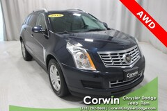 Pre-Owned 2015 CADILLAC SRX Luxury Collection SUV dealer in Fargo ND - inventory