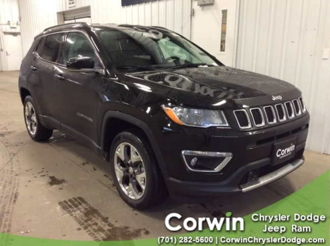 For Sale in Fargo: New 2019 Jeep Compass LIMITED 4X4 Sport Utility