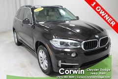 Pre-Owned 2015 BMW X5 xDrive35i SUV dealer in Fargo ND - inventory