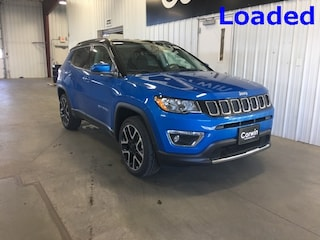 New 2019 Jeep Compass LIMITED 4X4 Sport Utility dealer in Fargo ND - inventory