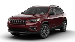 New 2021 Jeep Cherokee 80TH ANNIVERSARY 4X4 Sport Utility dealer in Fargo ND - inventory