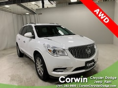 Pre-Owned 2017 Buick Enclave Leather SUV dealer in Fargo ND - inventory