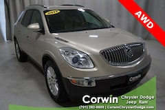 Pre-Owned 2011 Buick Enclave SUV dealer in Fargo ND - inventory