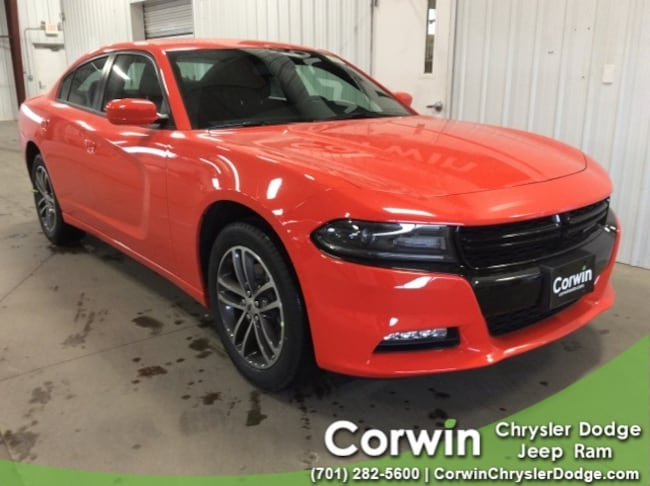 For Sale in Fargo: New 2019 Dodge Charger SXT AWD Sedan