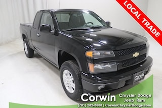2012 Chevrolet Colorado Truck Extended Cab