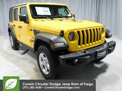2021 Jeep Wrangler UNLIMITED FREEDOM 4X4 Sport Utility