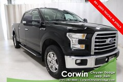 Pre-Owned 2016 Ford F-150 Truck SuperCrew Cab dealer in Fargo ND - inventory