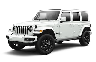 New 2021 Jeep Wrangler UNLIMITED HIGH ALTITUDE 4X4 Sport Utility in Fargo, ND