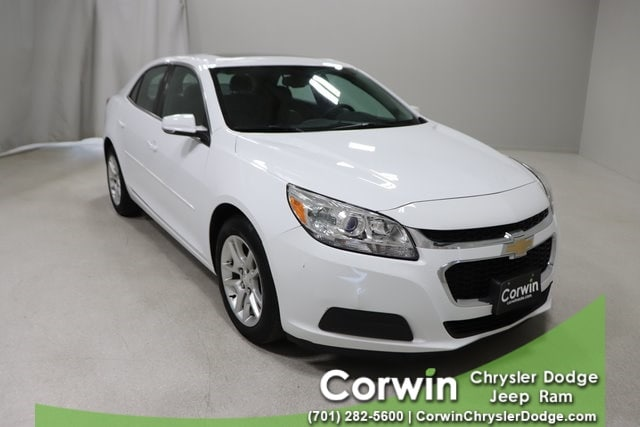 Used 2016 Chevrolet Malibu Limited In Fargo Nd Serving West Fargo Moorhead Detroit Lakes 1g11c5sa1gf160113