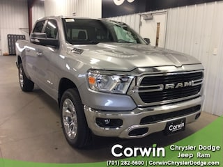 New 2020 Ram 1500 BIG HORN CREW CAB 4X4 5'7 BOX Crew Cab in Fargo, ND