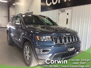 New 2020 Jeep Grand Cherokee LIMITED 4X4 Sport Utility dealer in Fargo ND - inventory