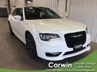 New 2019 Chrysler 300 S AWD Sedan dealer in Fargo ND - inventory