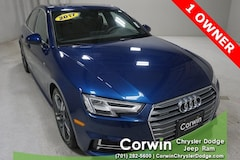 Pre-Owned 2017 Audi A4 2.0T Premium Sedan dealer in Fargo ND - inventory