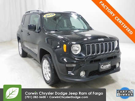 2019 Jeep Renegade Latitude 4x4 SUV