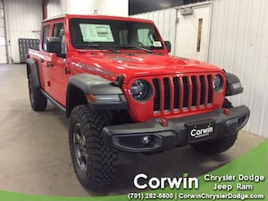 Featured New Vehicles Fargo Nd Corwin Chrysler Dodge Jeep Ram