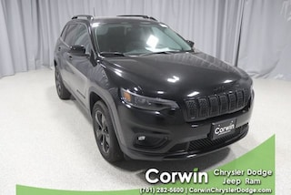 New 2020 Jeep Cherokee ALTITUDE 4X4 Sport Utility dealer in Fargo ND - inventory
