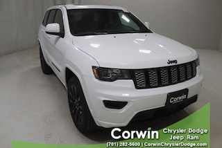 New 2020 Jeep Grand Cherokee ALTITUDE 4X4 Sport Utility dealer in Fargo ND - inventory