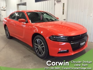 New 2019 Dodge Charger SXT AWD Sedan dealer in Fargo ND - inventory