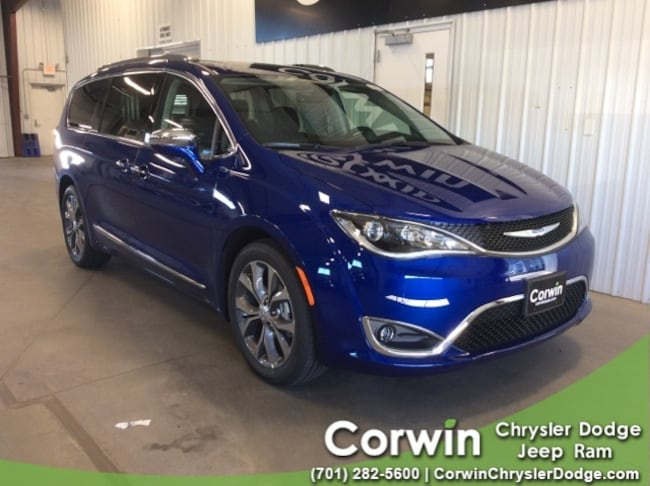 For Sale in Fargo: New 2018 Chrysler Pacifica LIMITED Passenger Van