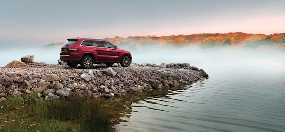 New Grand Cherokee In Fargo Nd Corwin Chrysler Dodge Jeep Ram