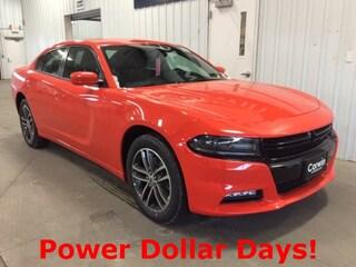 New 2019 Dodge Charger SXT AWD Sedan dealer in Fargo ND - inventory