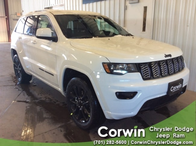 For Sale in Fargo: New 2019 Jeep Grand Cherokee ALTITUDE 4X4 Sport Utility
