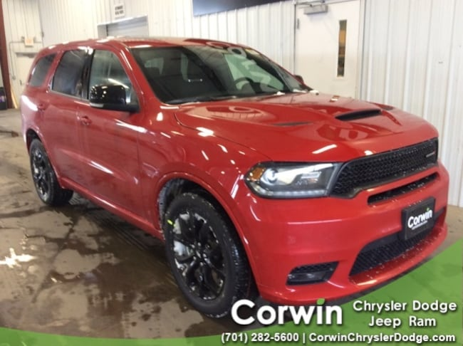 For Sale in Fargo: New 2019 Dodge Durango R/T AWD Sport Utility