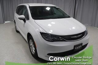 New 2020 Chrysler Voyager LX Passenger Van dealer in Fargo ND - inventory