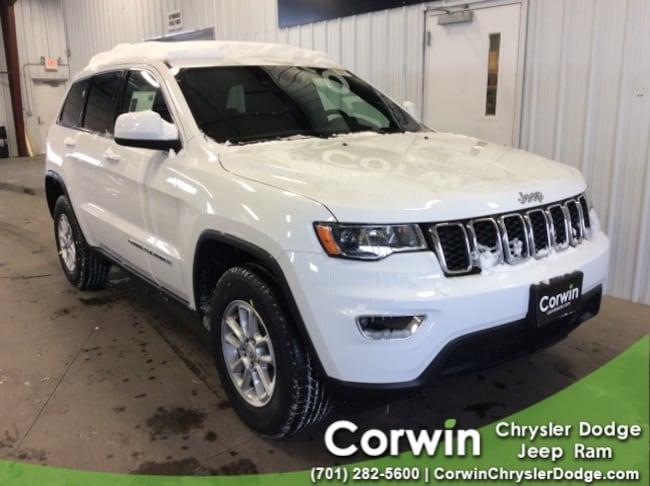 For Sale in Fargo: New 2019 Jeep Grand Cherokee LAREDO E 4X4 Sport Utility
