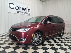 New 2020 Chrysler Pacifica LIMITED Passenger Van for sale in Springfield, MO