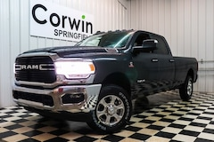 New 2019 Ram 3500 BIG HORN CREW CAB 4X4 8' BOX Crew Cab 3C63R3HL6KG533639 for sale in Springfield, MO