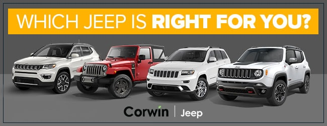 Wonderful Compare Jeep Models