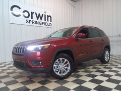New 2019 Jeep Cherokee LATITUDE 4X4 Sport Utility 1C4PJMCB6KD334819 for sale in Springfield, MO