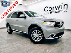 Certified Pre-Owned 2017 Dodge Durango SXT SUV 1C4RDJAG2HC806137 for sale in Springfield, MO