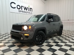 New 2020 Jeep Renegade ALTITUDE FWD Sport Utility for sale in Springfield, MO