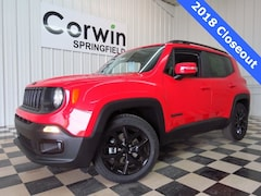 New 2018 Jeep Renegade ALTITUDE 4X2 Sport Utility ZACCJABB5JPH86176 for sale in Springfield, MO