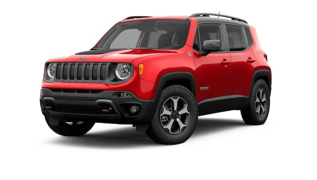New 2019 Jeep Renegade TRAILHAWK 4X4 Sport Utility Springfield, MO