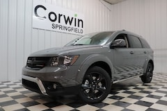 New 2019 Dodge Journey CROSSROAD AWD Sport Utility 3C4PDDGG5KT721076 for sale in Springfield, MO
