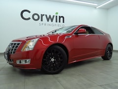 Used 2012 CADILLAC CTS Premium Coupe 1G6DP1E3XC0102581 for sale in Springfield, MO