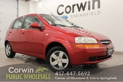 Used 2008 Chevrolet Aveo 5 Hatchback in Springfield, MO