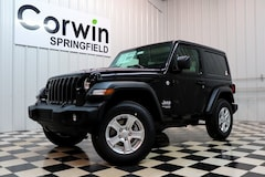 New 2019 Jeep Wrangler SPORT S 4X4 Sport Utility for sale in Springfield, MO