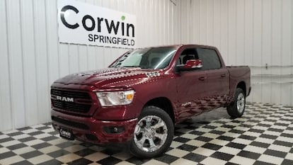 New 2019 Ram All-New 1500 For Sale Springfield MO | 1C6SRFFT3KN893006