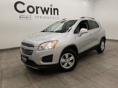Used 2016 Chevrolet Trax LT SUV in Springfield, MO