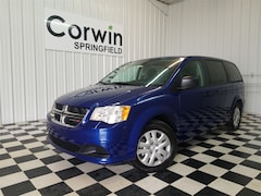 New 2020 Dodge Grand Caravan SE (NOT AVAILABLE IN ALL 50 STATES) Passenger Van for sale in Springfield, MO