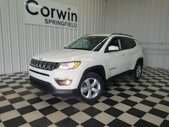 New 2020 Jeep Compass LATITUDE 4X4 Sport Utility for sale in Springfield, MO