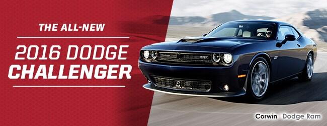 2016 Dodge Challenger Spotlight Springfield Mo Corwin Dodge Ram