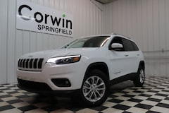 New 2019 Jeep Cherokee LATITUDE 4X4 Sport Utility 1C4PJMCX7KD401214 for sale in Springfield, MO